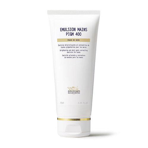 Emulsion Mains Pigm 400