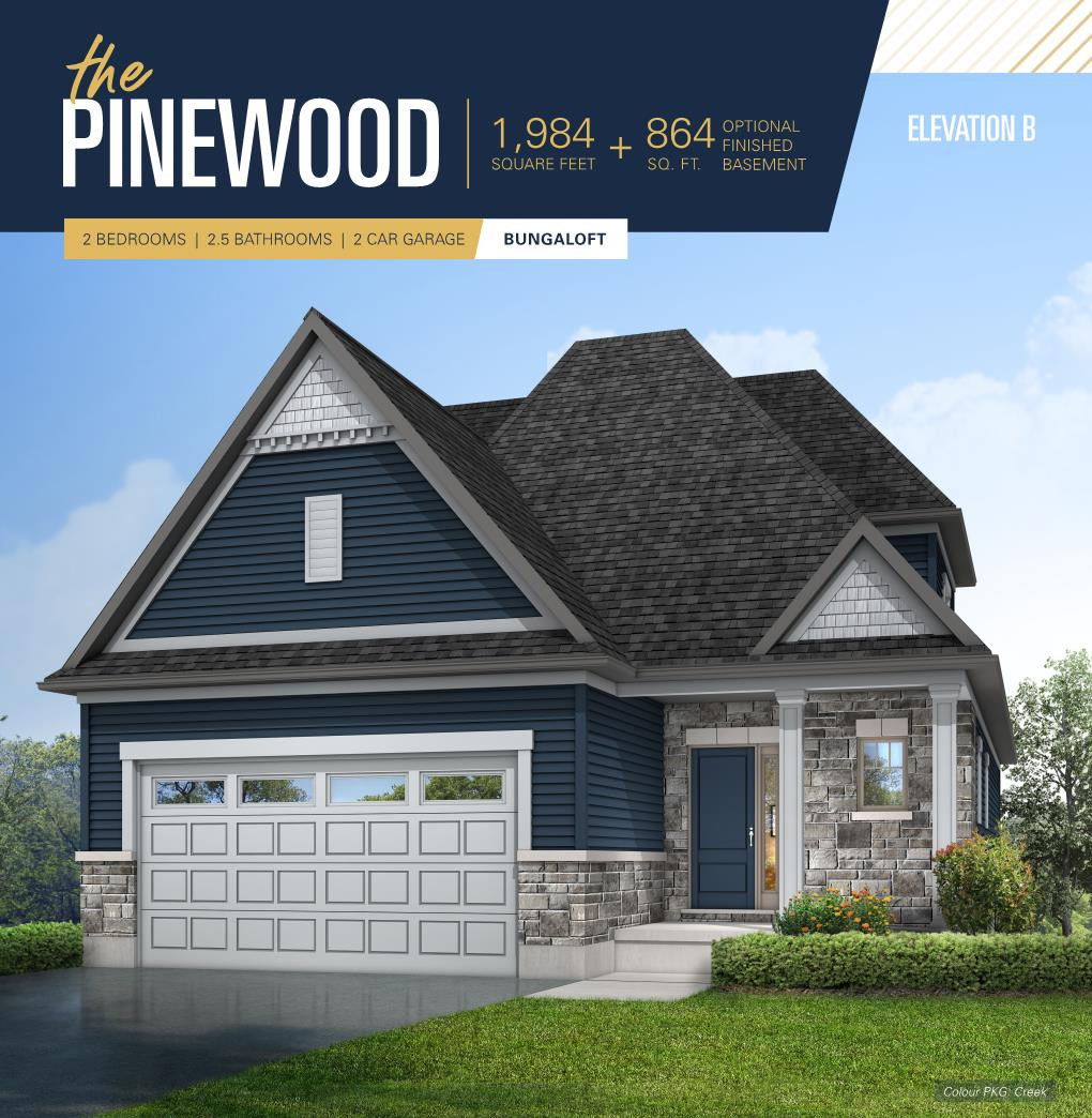 Pinewood Elevation B