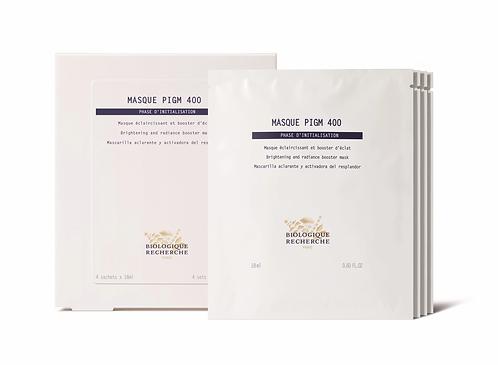 Masque PIGM 400 - 4 sheets