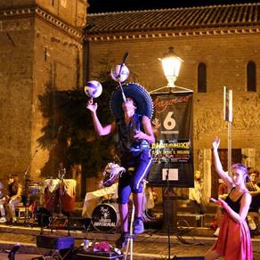 Bajocco Festival degli artisti di strada (Bajocco Street Art Festival)