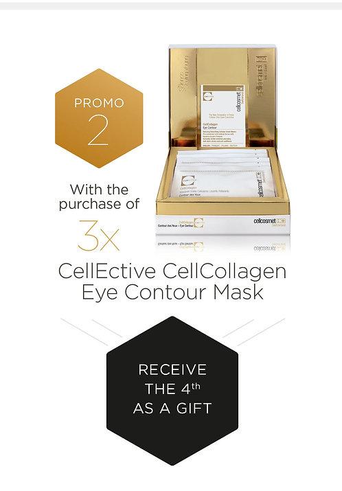 Promotion: CellECTIVE CellCollagen Eye Contour Mask