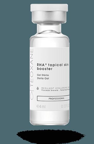 RHA® topical skin booster 4x4ml