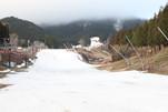 第1リフト・第2リフト・キッズパークのゲレンデは積雪OK