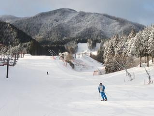 本日は最高のスキー・スノーボード日和です!
