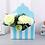 Thumbnail: Florist Bouquet Packaging Gift Box Envelop Paper Boxes, 7.9x2.8x5.7 Inch, 5 Pcs