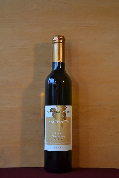 Steiner Chardonnay, Barrique, 50 cl
