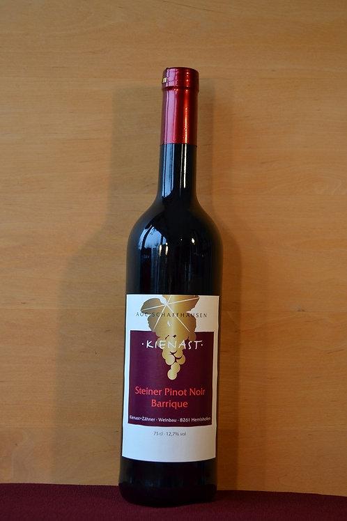 Steiner Pinot Noir, Barrique, 75 cl