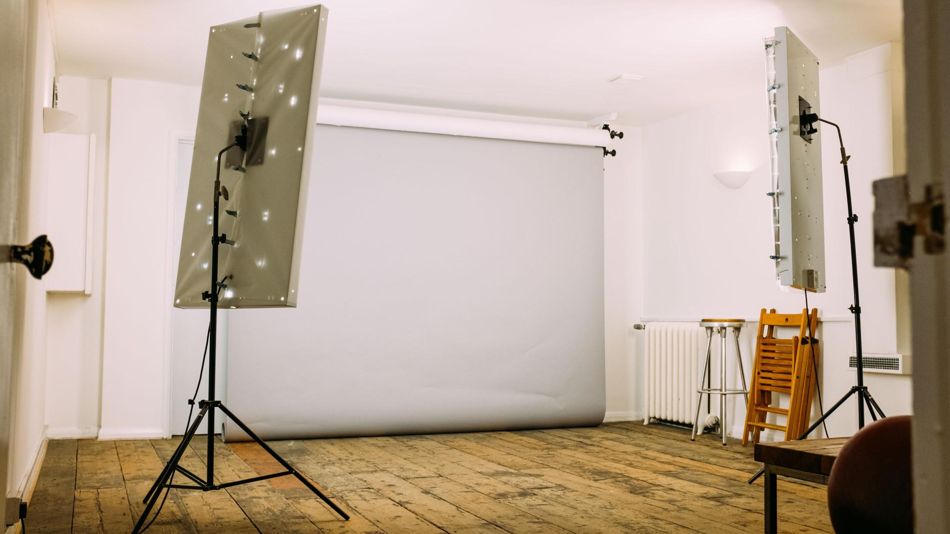 Studio B Casting Area