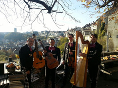 Mariachi suisse à Fribourg