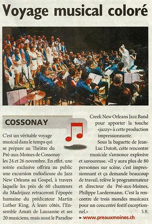 Orchestre Amati et Madrijazz