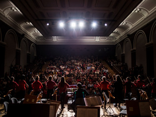 Concert au Casino de Montbenon salle Paderewski