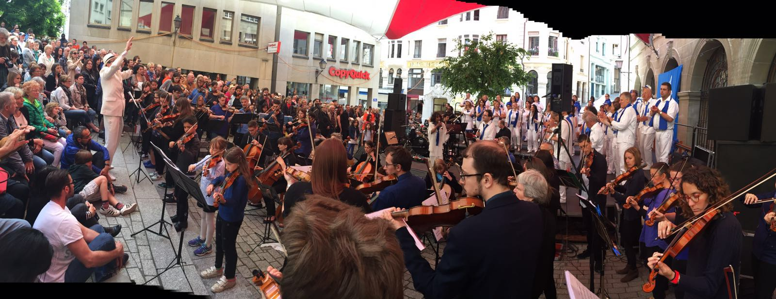 Orchestre Amati fête Gospel