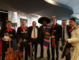 El mariachi suizo à Bâle