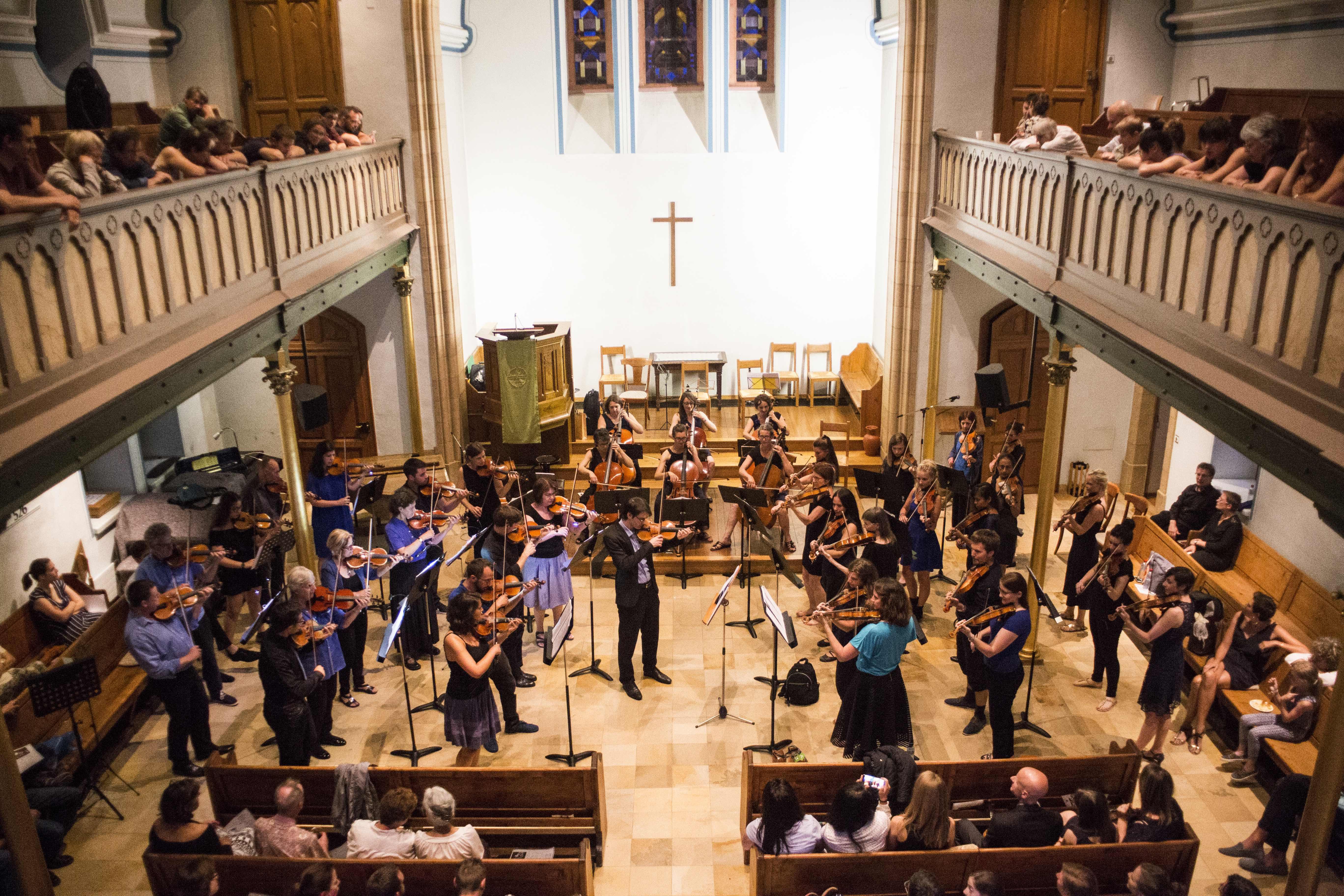 Concerto Amati Vivaldi Printemps