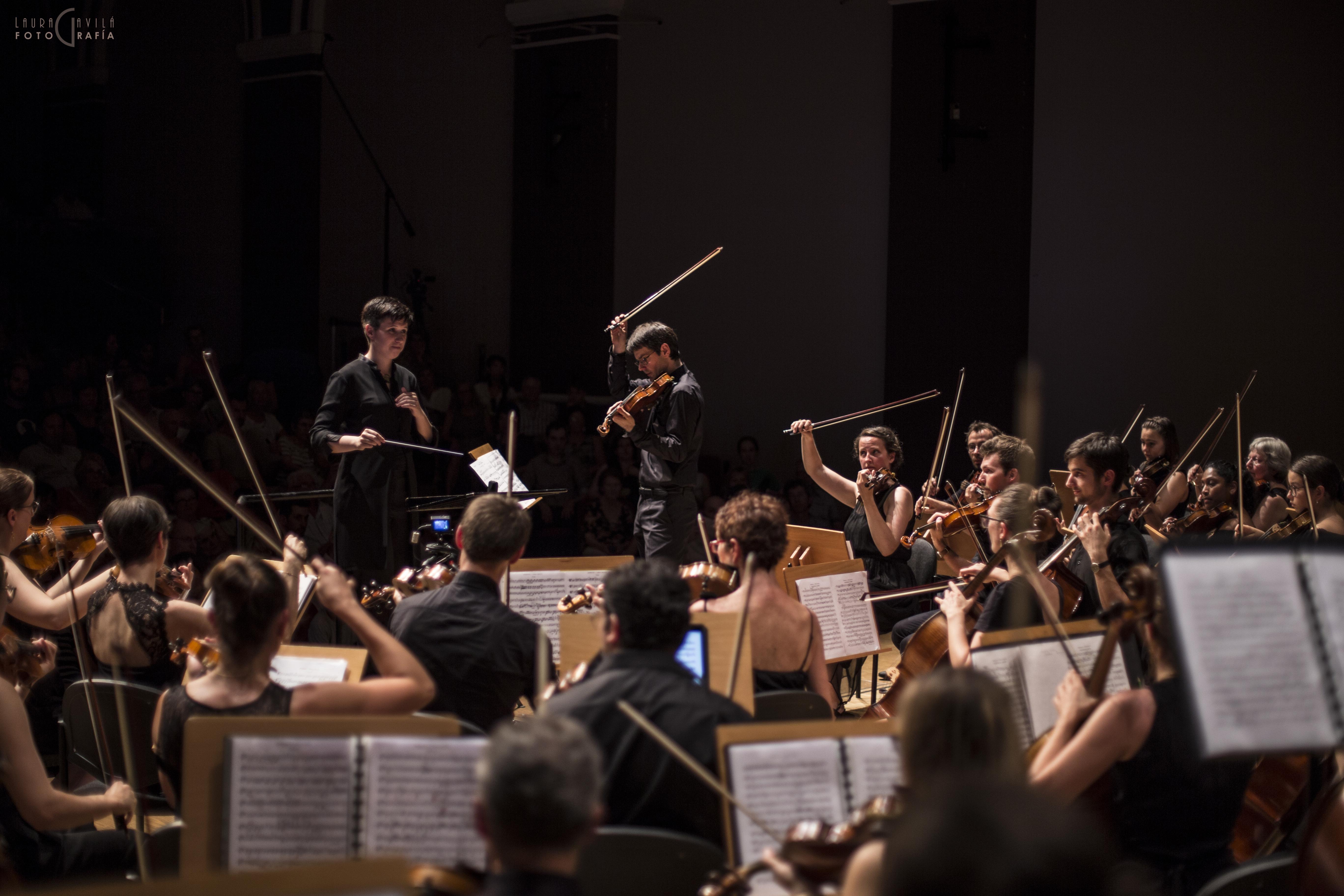 Les 10 ans de l'orchestre Amati