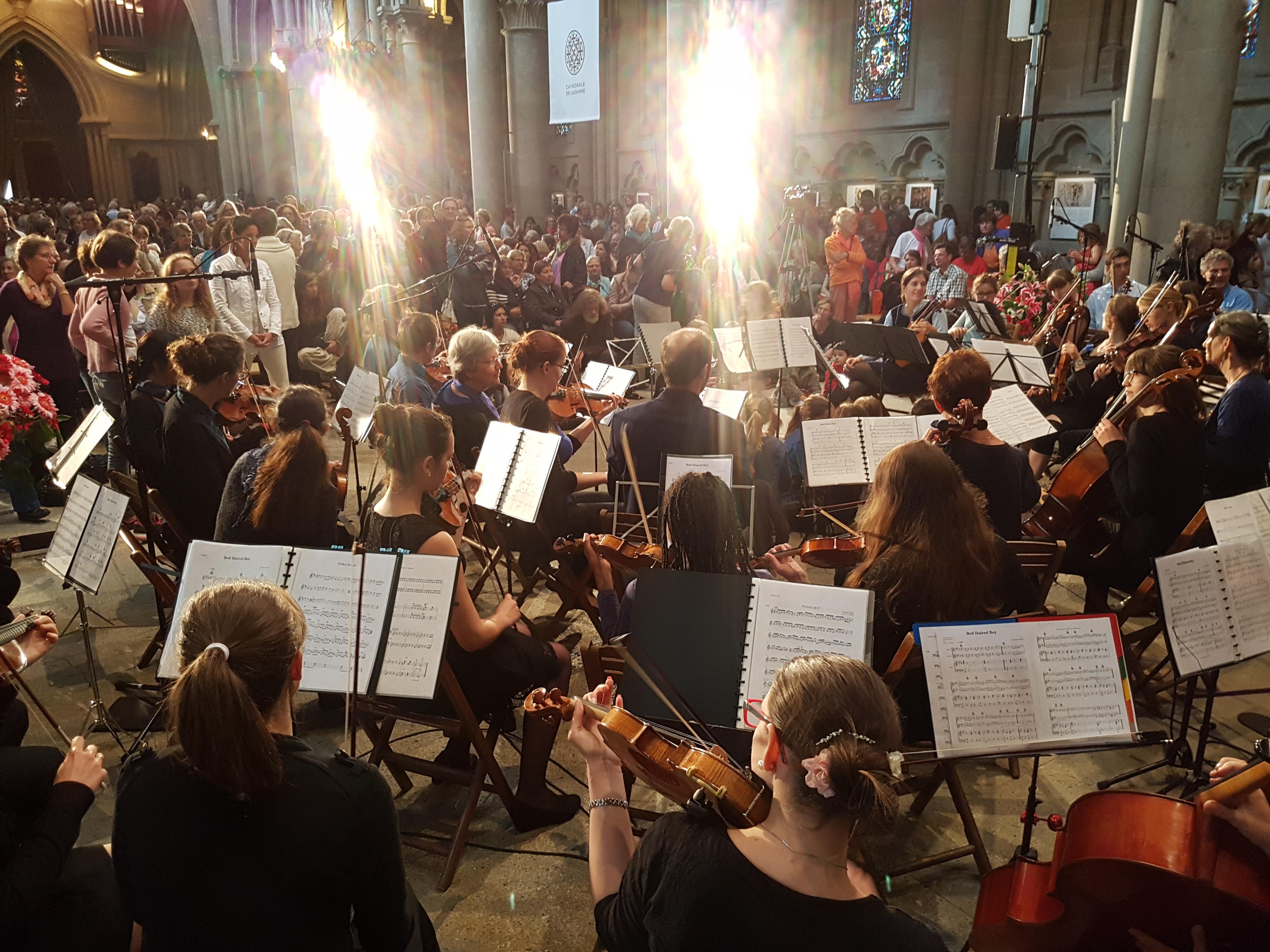 Orchestre Amati à la cathédrale