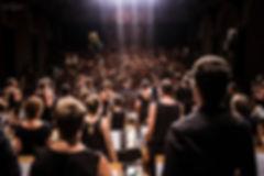 fin de concert salle paderewski