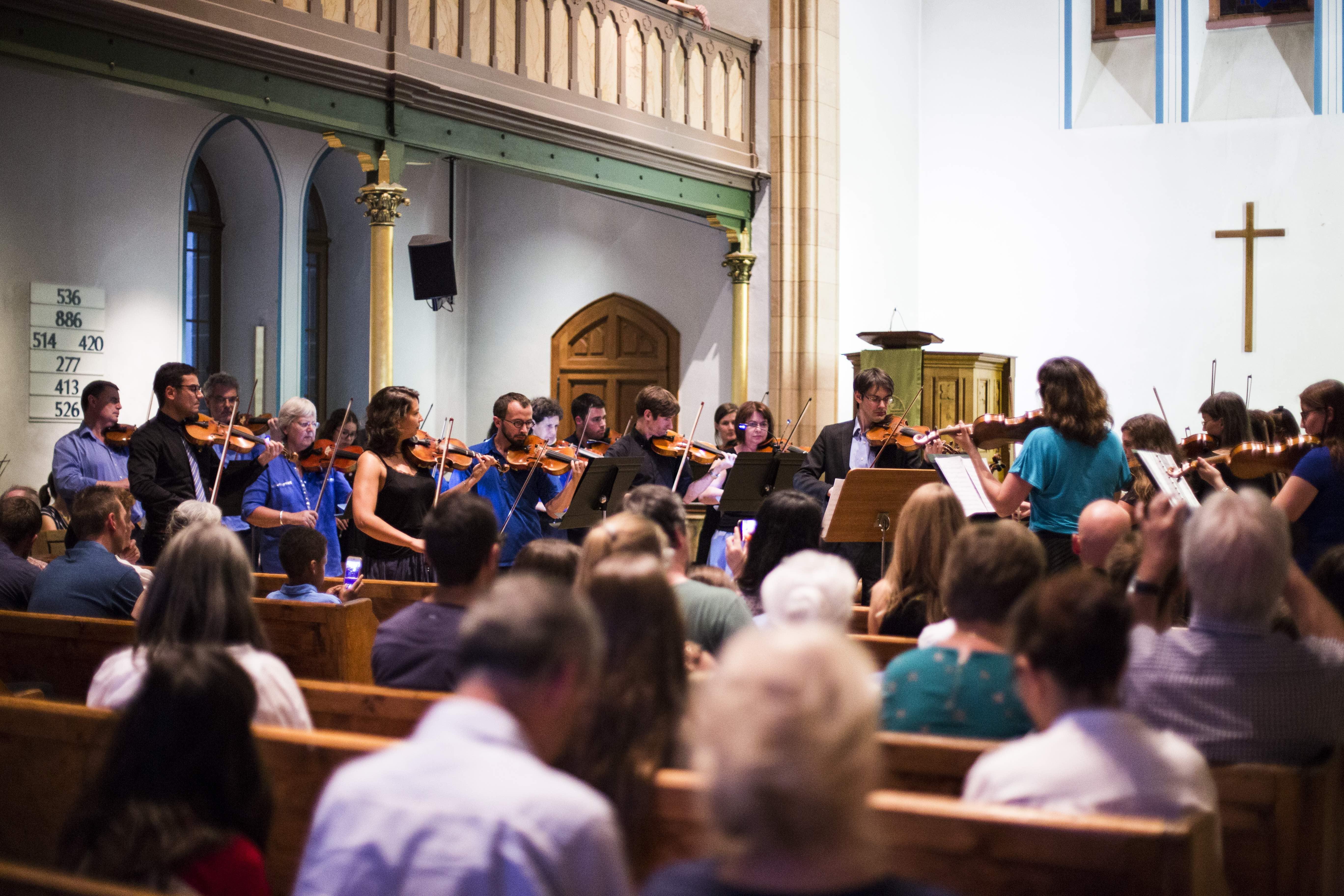 Orchestre Amati en concert