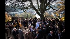 Mariachi suisse lors d'un mariage