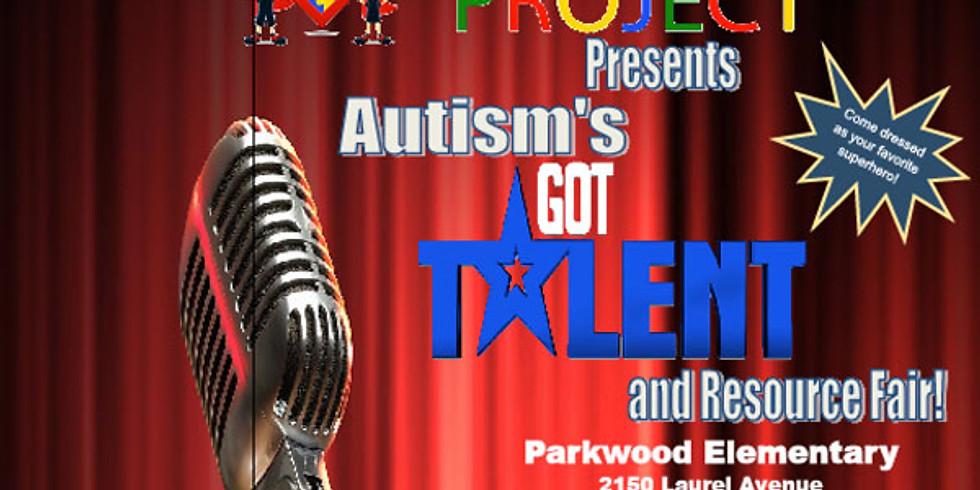 Autisim's got Talent