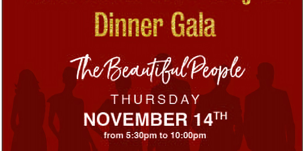 The Austism Hero Project Dinner Gala - The Beautiful People