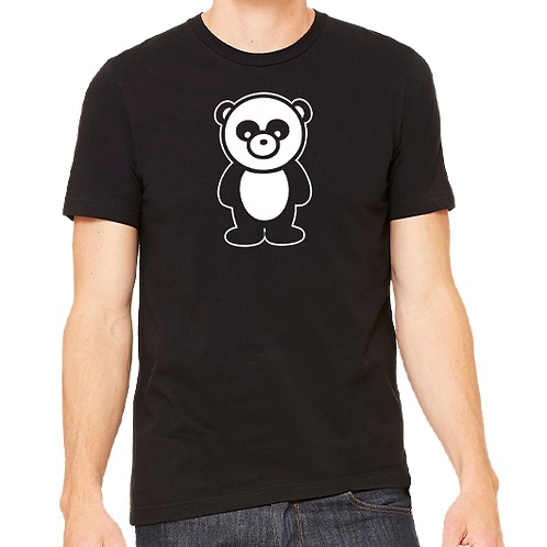 Panda Only Jersey Short Sleeve Tee