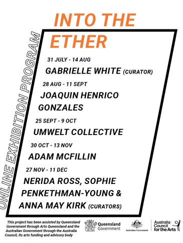 Exhibition Program - Into The Ether_Scre