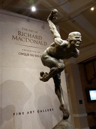 Richard MacDonald Exhibit