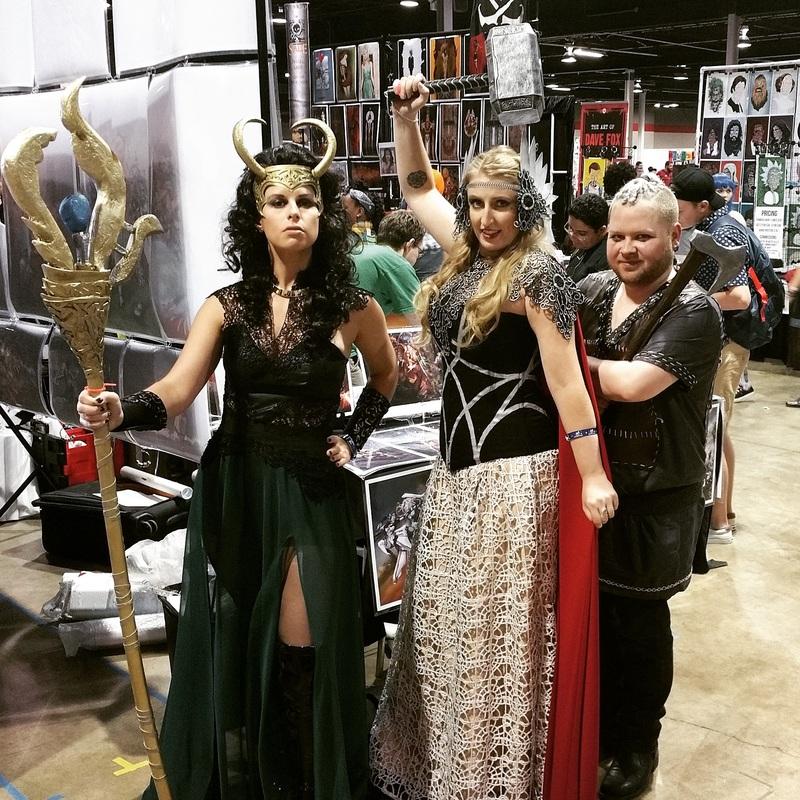 Loki thor viking