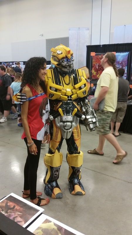 Patty and Bumblebee