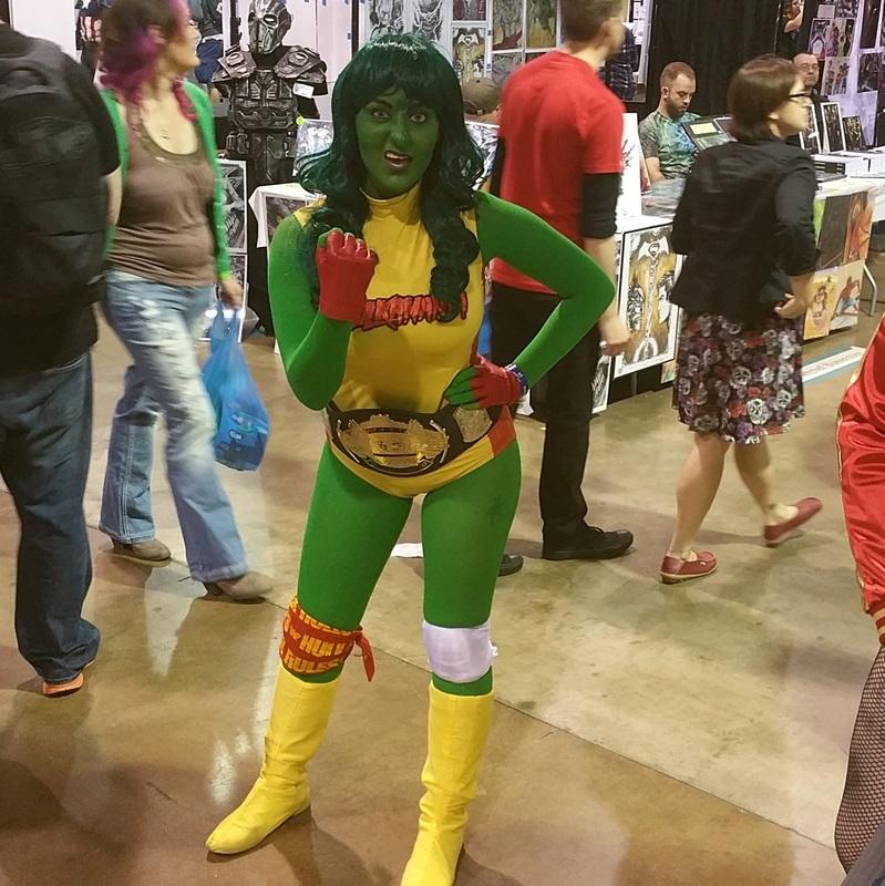 she hulk hogan