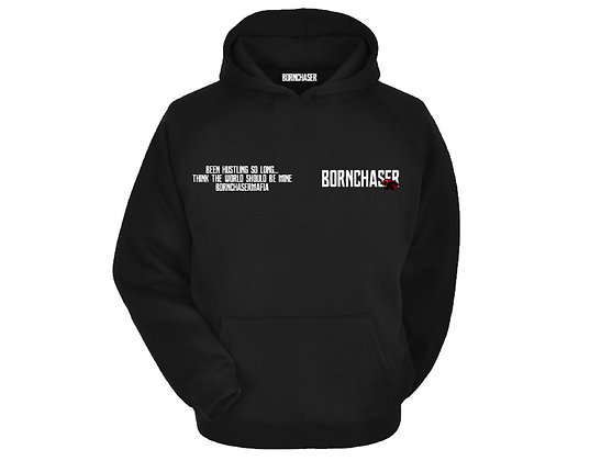 """BCM Takeover"" Hoodie - Black"