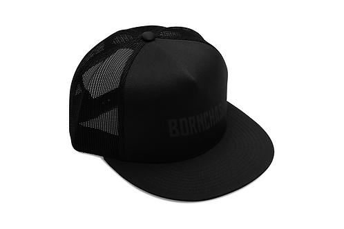 Bornchaser Baseball Cap - Black