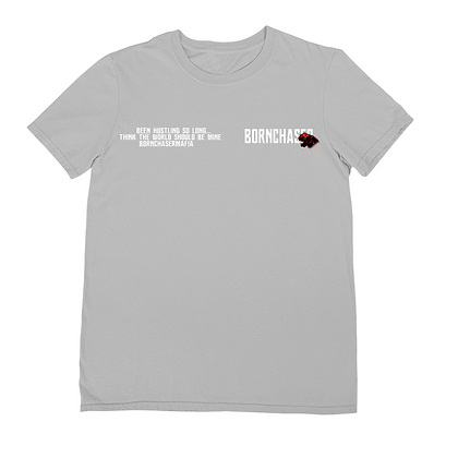 """""""BCM Takeover"""" Tee - Grey"""
