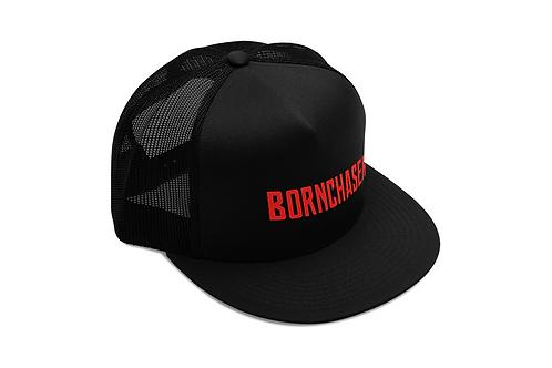 Bornchaser Baseball Cap - Red