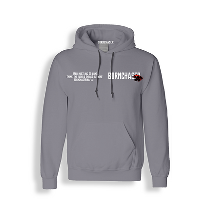 """BCM Takeover"" Hoodie - Grey"