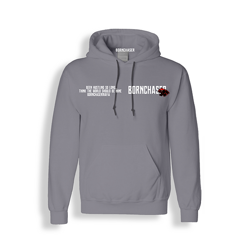 """""""BCM Takeover"""" Hoodie - Grey"""