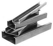 perfis metálicos, perfis de aço, perfil
