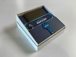 USB box VERICAR card holders