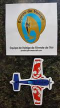 Autocollant Magnet Equipe de france de Voltige Armée de l'Air
