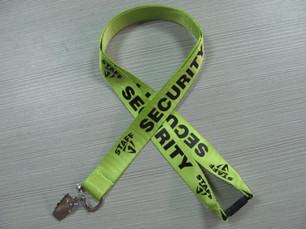 Cordon Porte Badge Nylon