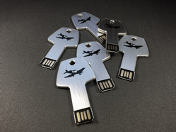 USB key for Flying Club