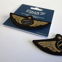 ailes de poitrine esma sur cartoline