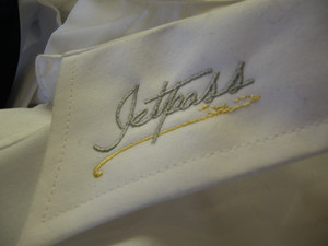 Chemise Prestige Jetpass