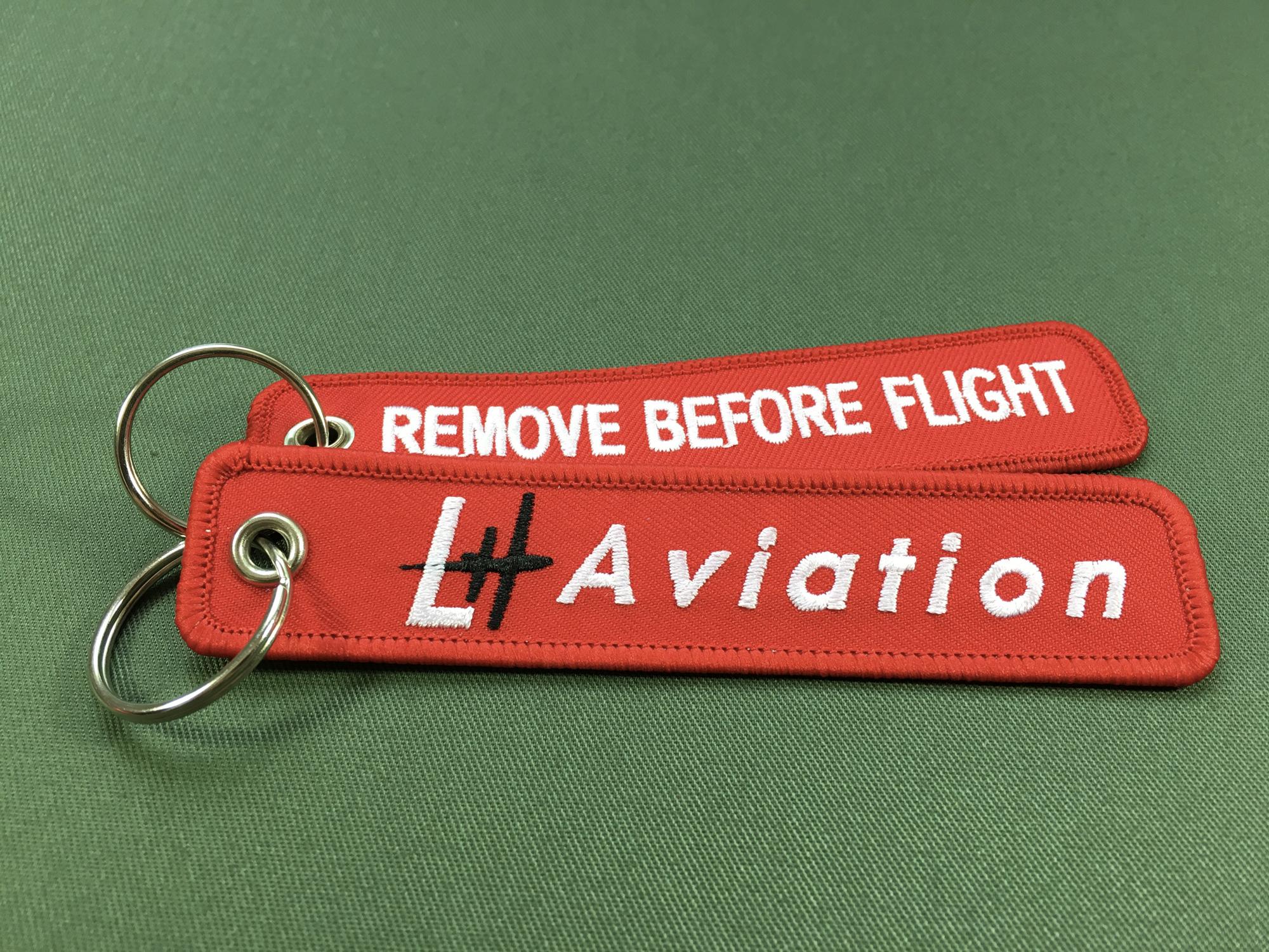 Porte-clés LH Aviation