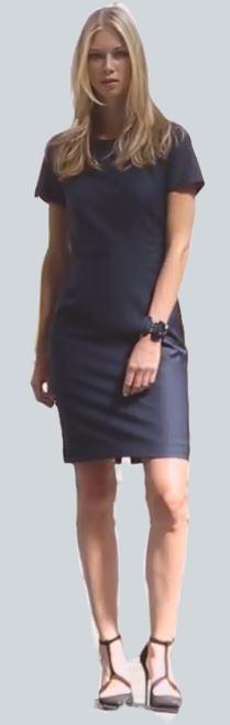 Uniforme Robe PN 2019 femme