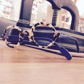 lunettes sur mesure écaille grise