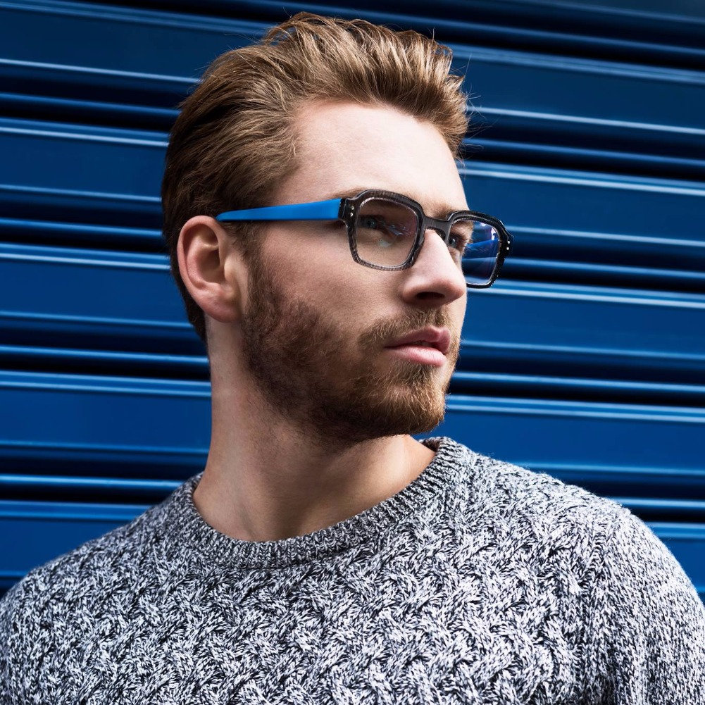 Récupérer des lunettes rue du Temple