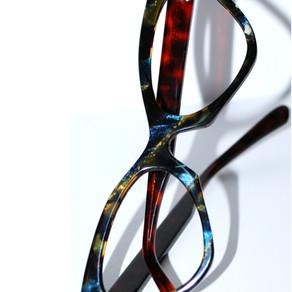 lunettes sur mesure forme papillon