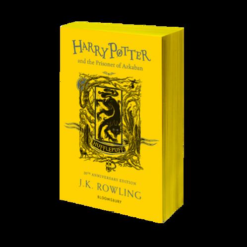 Harry Potter and the Prisoner of Azkaban - Hufflepuff Edition Paperback